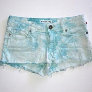 Bullhead Denim | Frayed Shorts